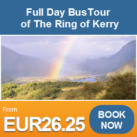 Ring of Kerry Bus Tour