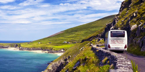 Cork Bus Tours Ring Kerry