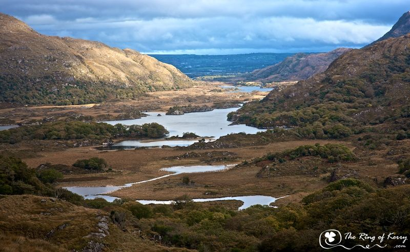 What makes up the ring of kerry