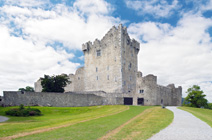 Ross Castle Killarney Co Kerry