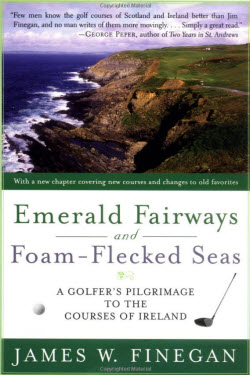 Irish golf books , Emerald Fairways