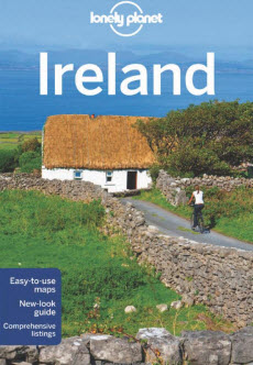 lonely planet ireland guide