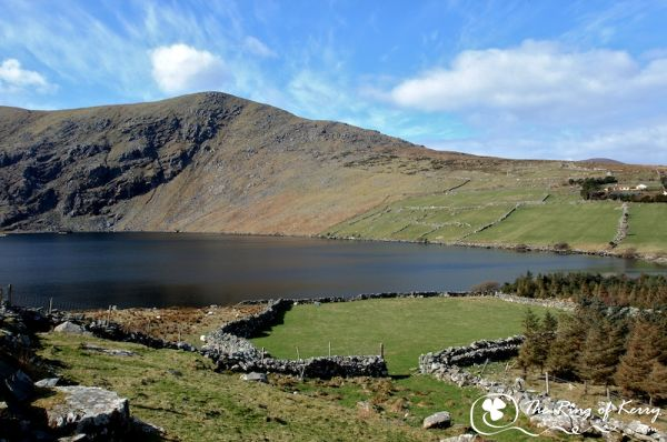 The Ring of Kerry, Coomasaharn Lake
