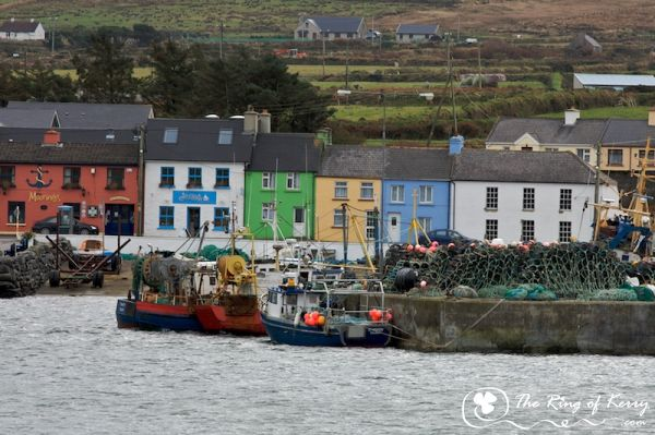 Portmagee, The Ring of Kerry