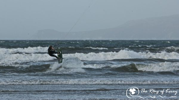 Kite Surfing, The Ring of Kerry
