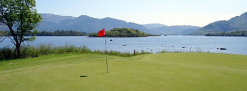golf in Kerry