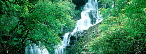 Torc Waterfall - On the Ring of Kerry Tour